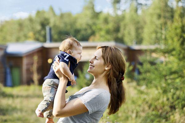 Op vakantie in Frankrijk met een baby