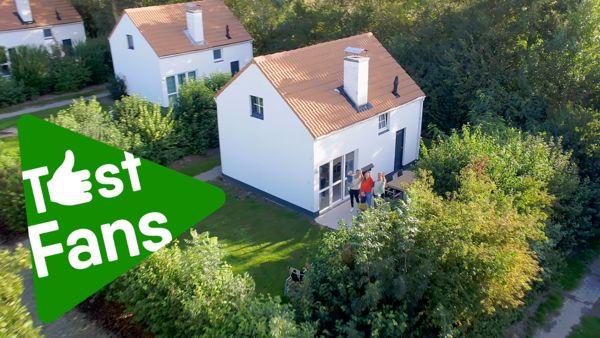 GETEST: de vernieuwde Premium cottage in Park De Haan