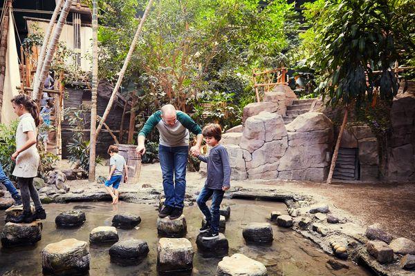 Discovery Bay speeltuin De Vossemeren