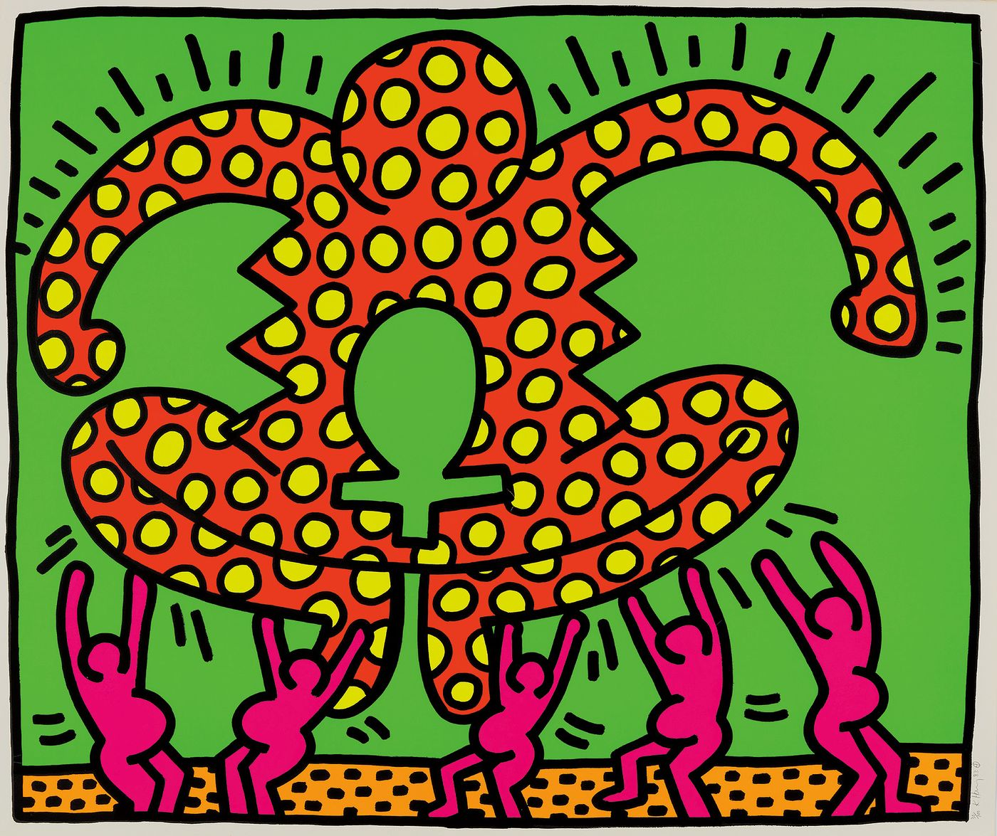 We take a closer look at some of the complete sets from artists like Haring, Warhol and Johns coming to auction in our October Editions sale.