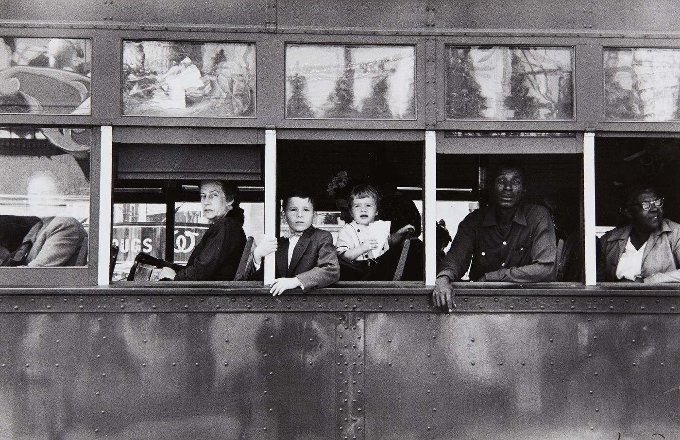 Three special prints on offer by Robert Frank who captured the 1950s American milieu in his famed book 'The Americans'