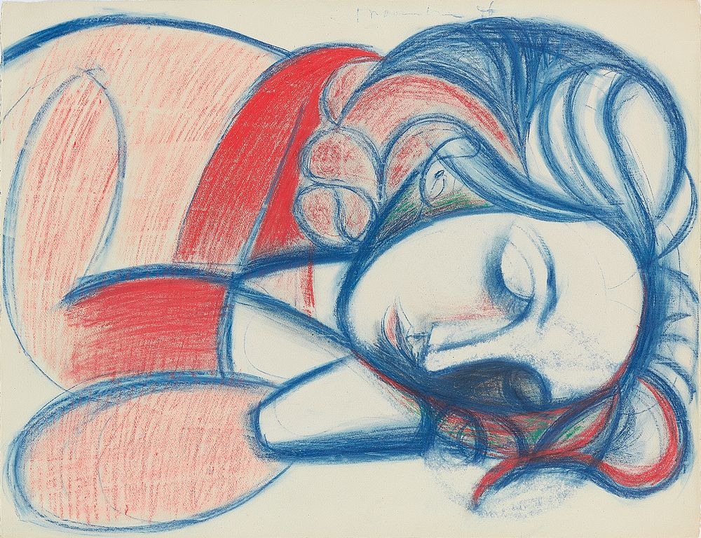 Four drawings from the collection of Elvis Presley's music publisher and his wife pay tribute to the lifelong dialogue between two titans of modern art.