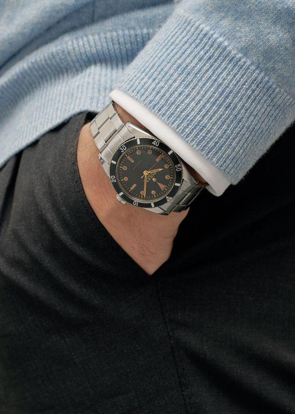 Lot 129 Rolex ref 6204