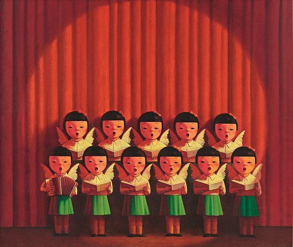 從四位中國當代藝術家的作品探討他們對中國藝術和文化發展的影響