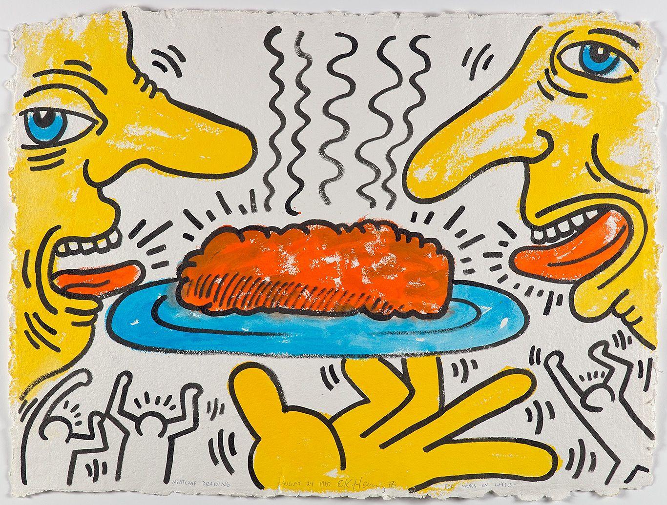 Phillips X 與K11聯合呈獻《Keith Haring: Falling Up》,透過這35件經典之作,領略這位普普大師的創作傳奇。