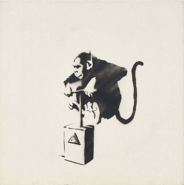Recognized as one of the most prolific artists of the 21st century, Banksy combines satirical humor and graffiti in his works which catapulted him to international fame.
