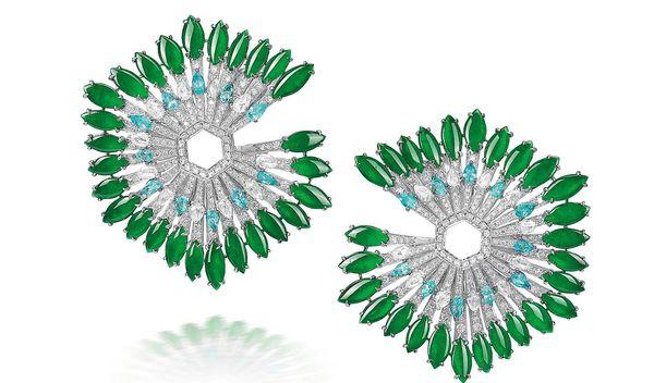 珠寶部門專家從6月5日舉行的珍貴珠寶及翡翠拍賣中挑選個人最喜愛拍品。