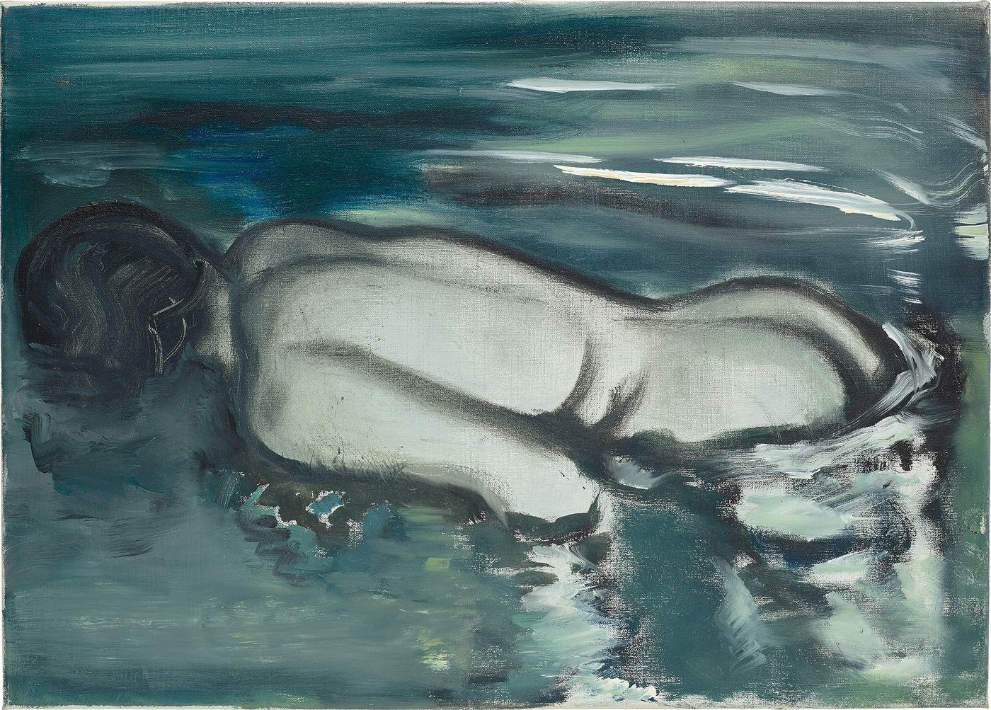 Phillips Marlene Dumas And The Eternal Search For Meaning