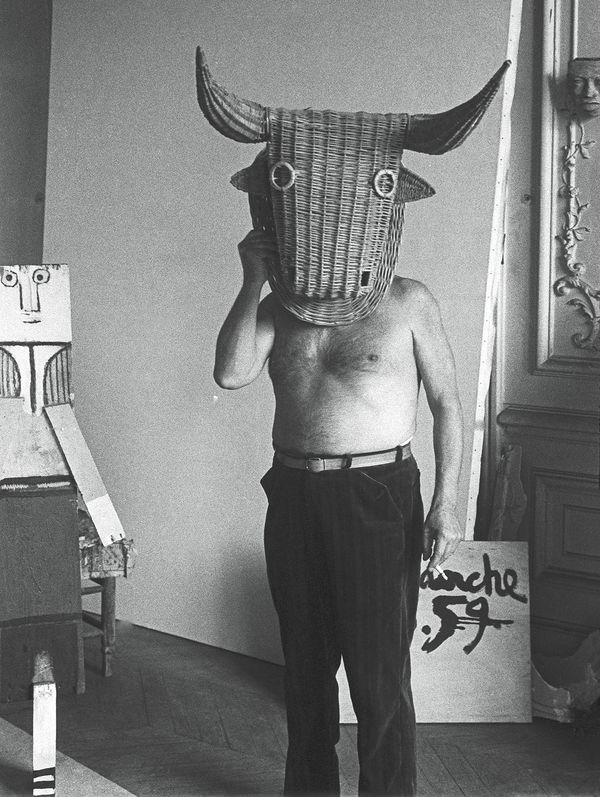 Made at the pinnacle of Picasso's long career, 'La Minotauromachie' is rife with references to the Old Masters as well as the artist's own work.