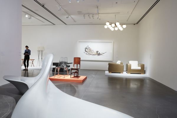 Phillips Furniture And Flow In The Domestic Interiors Of Zaha Hadid