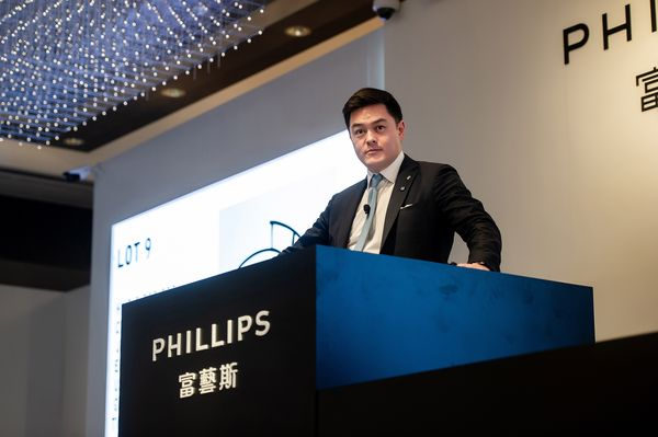 Phillips in Association with Poly Will Present 20th Century & Contemporary Art Sales in Hong Kong in November 2020.
