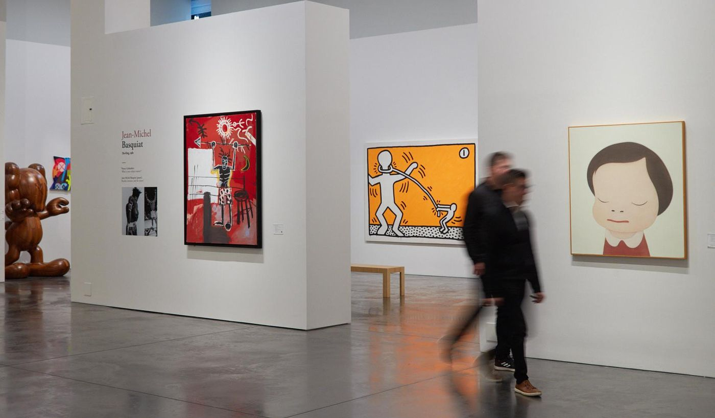 Tour our Evening & Day 20th Century & Contemporary Art Sales in this virtual reality walkthrough from 450 and 432 Park Avenue. On view: KAWS, Tschabalala Self, Andy Warhol, Jean-Michel Basquiat and more.