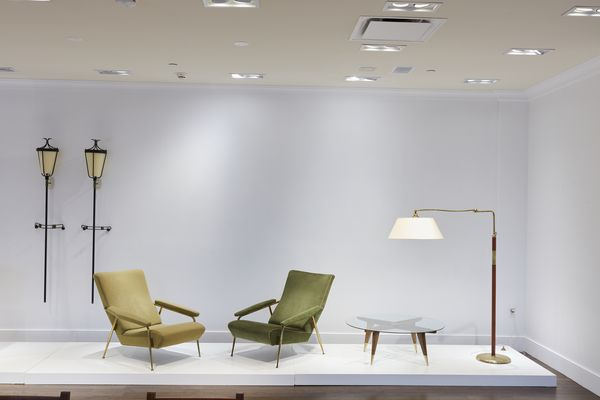 Join us for a virtual walkthrough of our Design auction from 1 Hampton Road. On view: Gio Ponti, Stilnovo, Peter Voulkos, Max Ingrand, Hans J. Wegner, and more.