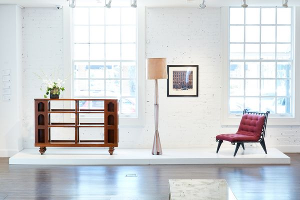 Join us for a virtual walkthrough of our Design auction from 1 Hampton Road. On view: Alberto Giacometti, Gio Ponti, Max Ingrand, Lucie Rie, Carlo Scarpa, Ico Parisi, and more.