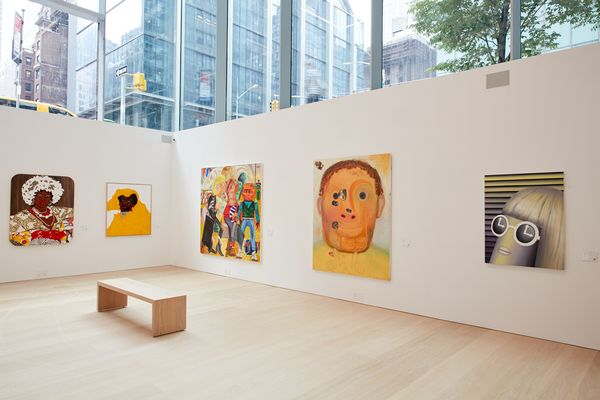 Join us for a virtual walkthrough of our inaugural 432 Park Avenue viewing, featuring 20th Century & Contemporary Art Evening and Day Sales. On view: David Hockney, Matthew Wong, Kehinde Wiley, Andy Warhol, Carmen Herrera, and more.