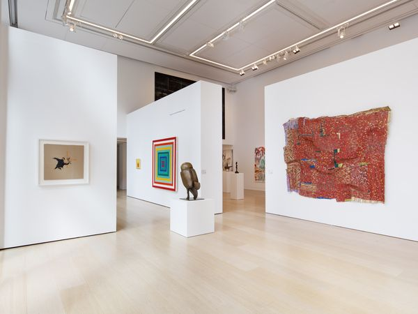 Join us for a virtual walkthrough of our 20th Century & Contemporary Art Sales from 30 Berkeley Square. On view: Mark Rothko, Jean Dubuffet, Frank Stella, Paula Rego, Mickalene Thomas, and more.