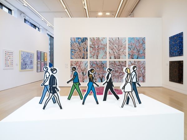 Tour our London Evening & Day Editions sale in this virtual reality walkthrough from 30 Berkeley Square. On view: Andy Warhol, Damien Hirst, Julian Opie, Jeff Koons, and more.