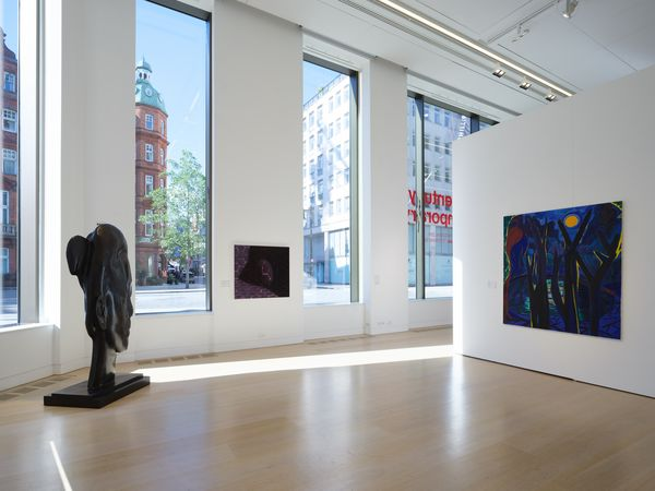 Join us for a virtual walkthrough from 30 Berkeley Square of our 20th Century & Contemporary Art Evening and Day Sales. On view: Emily Mae Smith, George Condo, Marlene Dumas, Jadé Fadojutimi, and more.