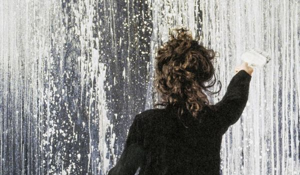 In advance of our New York Evening Sale, we talk to Pat Steir about her waterfall paintings, meditations on nature and influences ranging from John Cage to Chinese landscape painting.