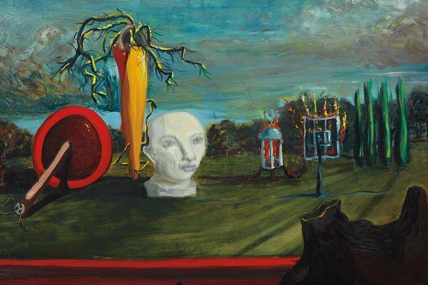 Landscape Surrealism