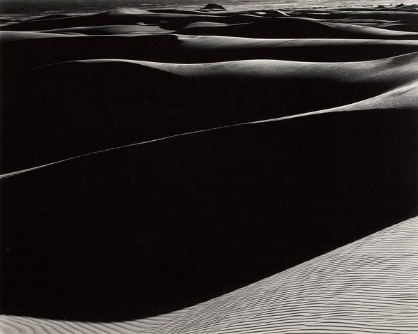 The American landscape has provided fertile subject matter for photographers throughout the medium's history.