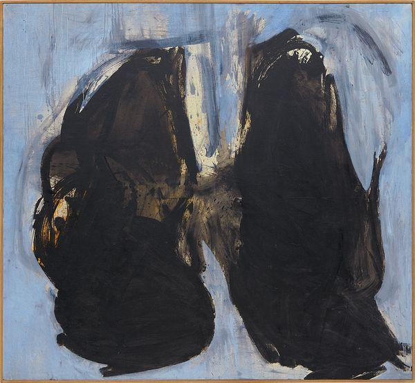PHILLIPS : A Painter in Love: Robert Motherwell's Gestural