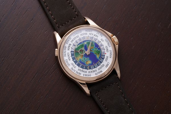 Patek Philippe Reference 5131R Geneva Watch Auction SEVEN