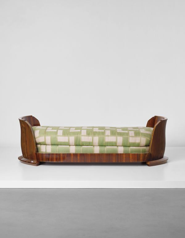 "Pierre Chareau ""Tulip"" daybed, model no. MP 102, circa 1923"