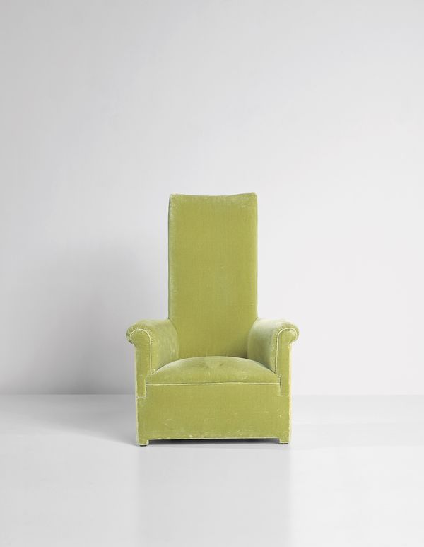 Pierre Chareau Armchair, model no. MF 1002, 1924-1927
