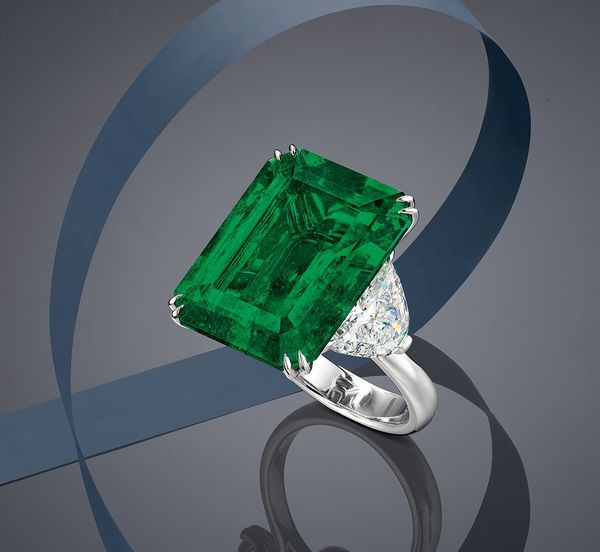 As a symbol of immortality and faith since ancient times, emeralds are not only steeped in folklore and intrigue but coveted as one of the top three most prized gemstones in the world, alongside rubies and sapphires.