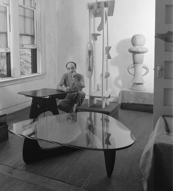 Playing With Form A Sculptural Chess Table By Isamu Noguchi