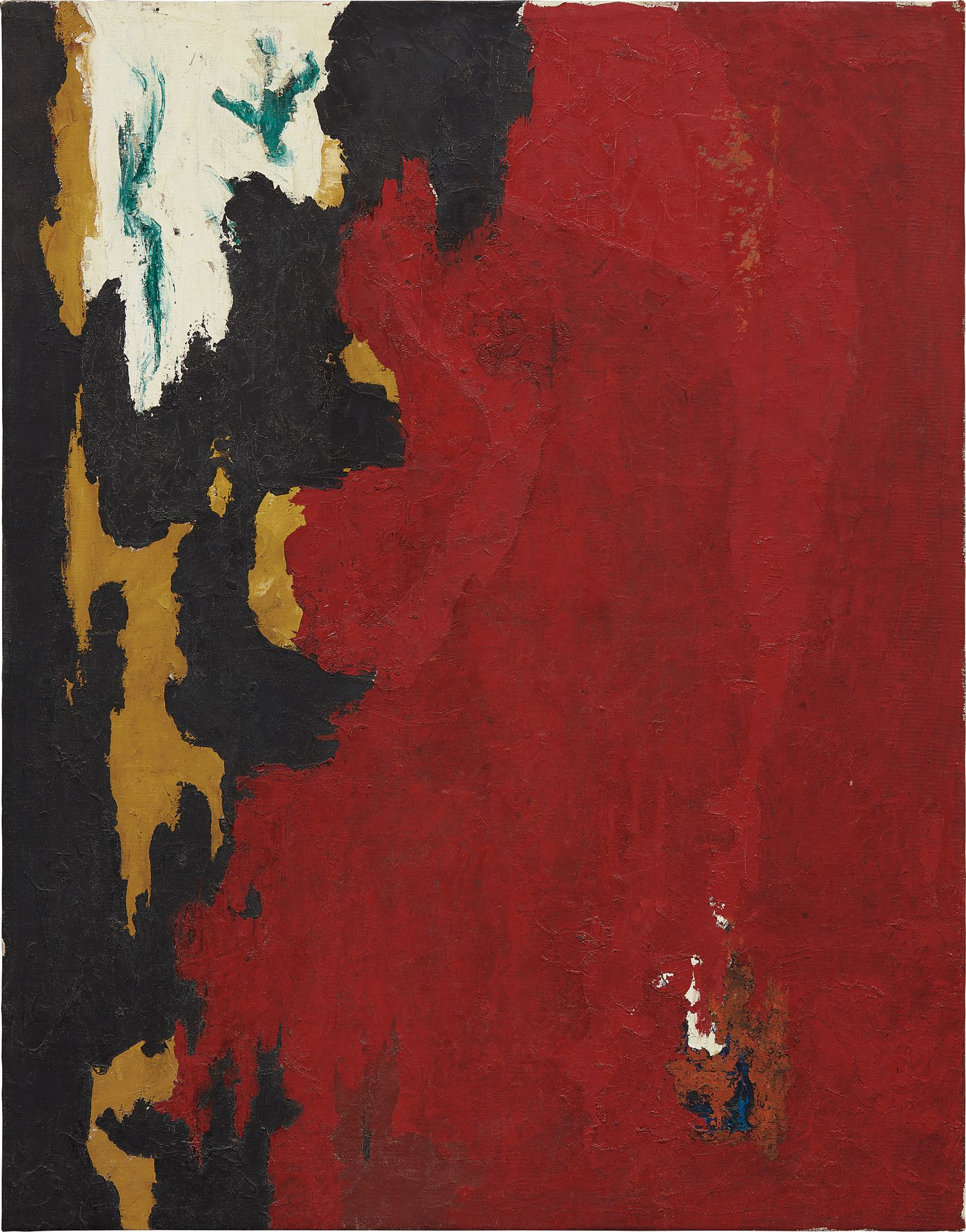Specialists and curators characterize an abstract expressionist at the height of his powers.