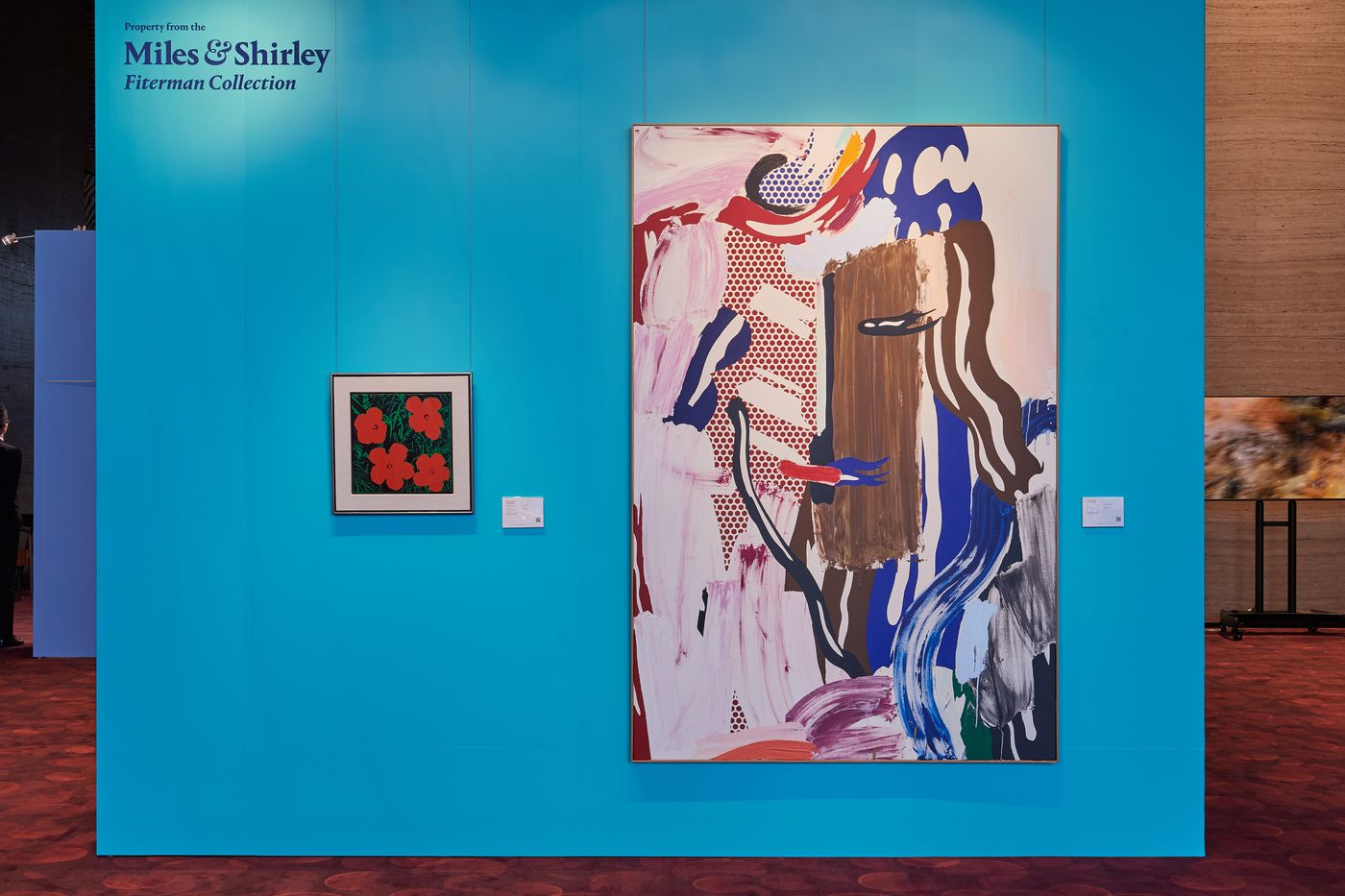 Offered across our salerooms in New York, London and Hong Kong in 2019, the Miles & Shirley Fiterman Collection presents a seminal and pioneering selection of 20th Century and Pop Art.  We turn our attention to five works—by Warhol, Lichtenstein, Calder and Botero—going under the hammer in Asia.
