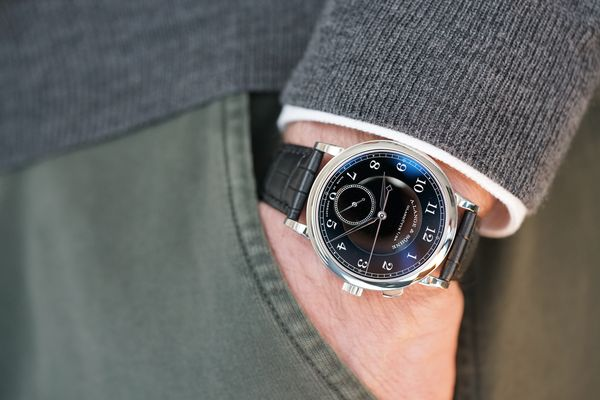 A unique piece, made specifically to raise funds for Children Action, the watch achieved the highest result of any A. Lange & Söhne ever sold at auction.