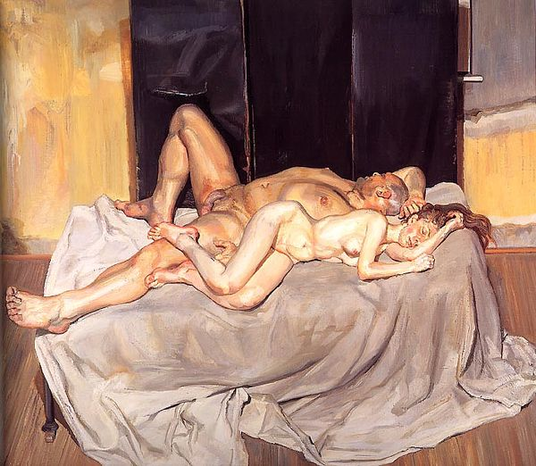 Nicola Bowery, a former sitter for Lucian Freud during the 1990s, reflects on her friendship with the artist.