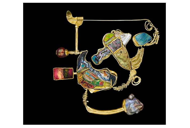 Join us at 450 Park Avenue for a lecture with William Harper and the American Society of Jewelry Historians.