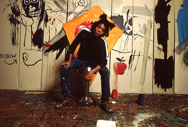 In his 'Portrait of A-One A.K.A. King,' Basquiat evokes the traditions of a convention-ridden art historical genre—in order to reject them.
