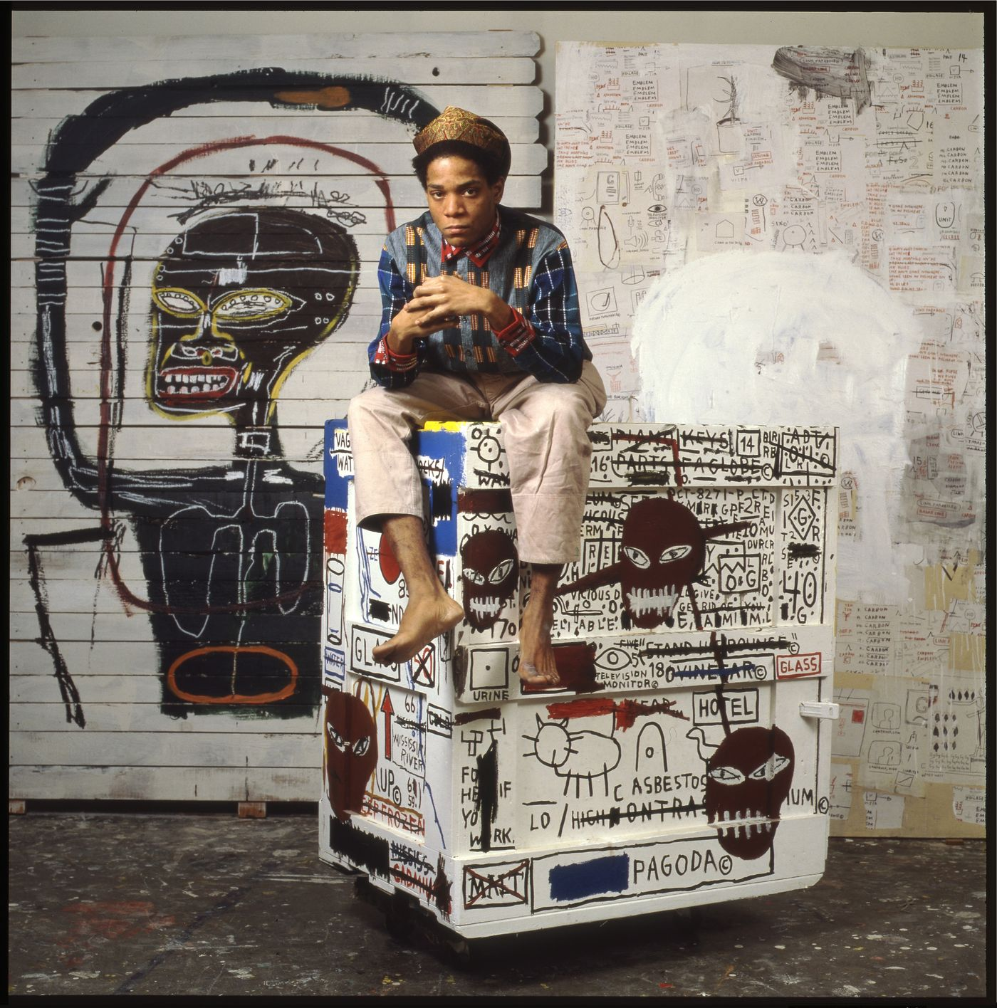 After a recent return to the cradle of its genesis, Jean-Michel Basquiat's 'Flexible', 1984, falls under our specialists' spotlight.