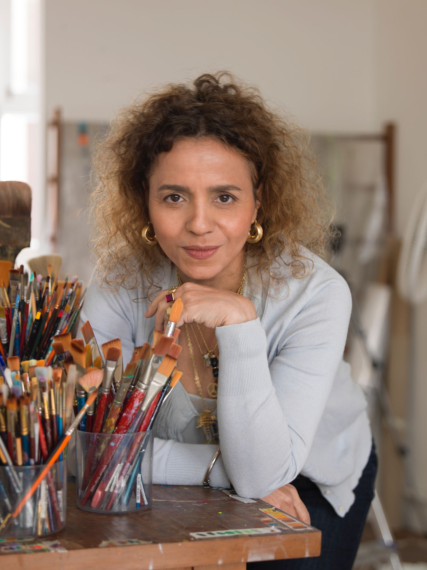 Regional Director Candida Sodre sat down with the Rio de Janeiro-based artist to discuss the artist's multidisciplinary practice and her upcoming exhibitions.