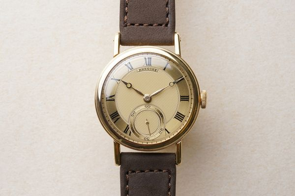 Everyone wants a stainless sports watch these days, but there's great, great value to be found in a classic dress watch, explains Arthur Touchot.