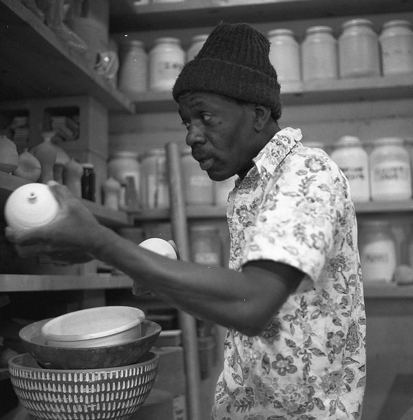 The most important thing to know about Doyle Lane is that he was a visionary ceramist.