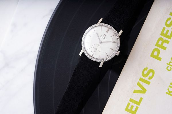 From Isabella Proia of Phillips Watches, read the story behind the Omega wristwatch given to the King of Rock and Roll upon selling 75 million records.