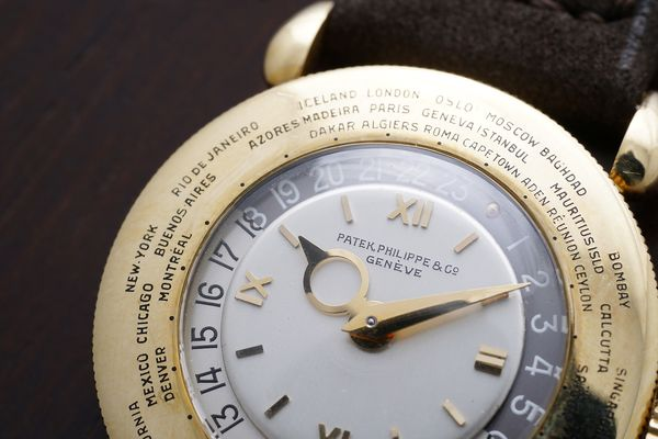 Patek Philippe Reference 1415 Hong Kong Watch Auction SIX