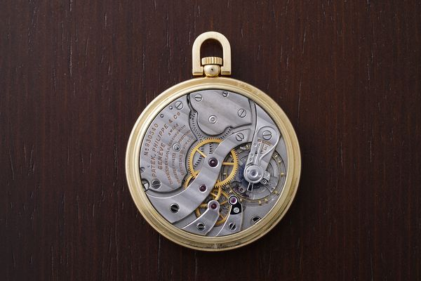Patek Philippe Reference 605 Cal 17-170 Movement
