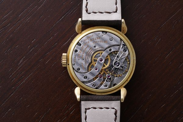 Patek Philippe Reference 1415 Cal 12-120 Movement