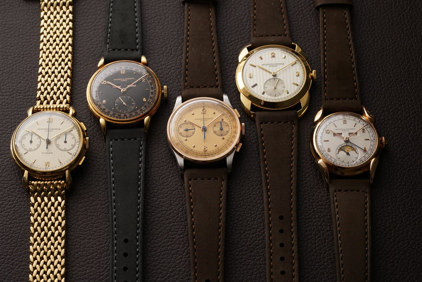In a very small way, The Geneva Watch Auction: NINE will pay tribute to some of the greatest wristwatch designs made by Vacheron Constantin, the oldest continuously operating Swiss watch company, during the 20th century. Geneva's Head of Sale, Alex Ghotbi, explains why.