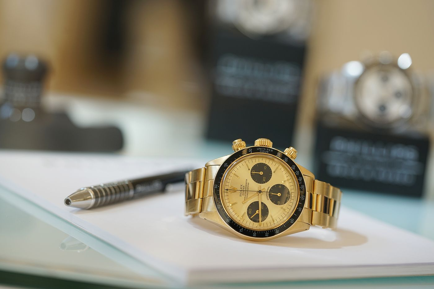 A selection of very rare and desirable watches from Rolex, Patek Philippe and A. Lange & Söhne, to name just a few, will be showcased for private sale at Phillips' London headquarters between 20-24 August.