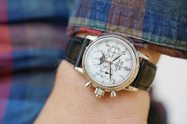 Patek Philippe Reference 5004P.