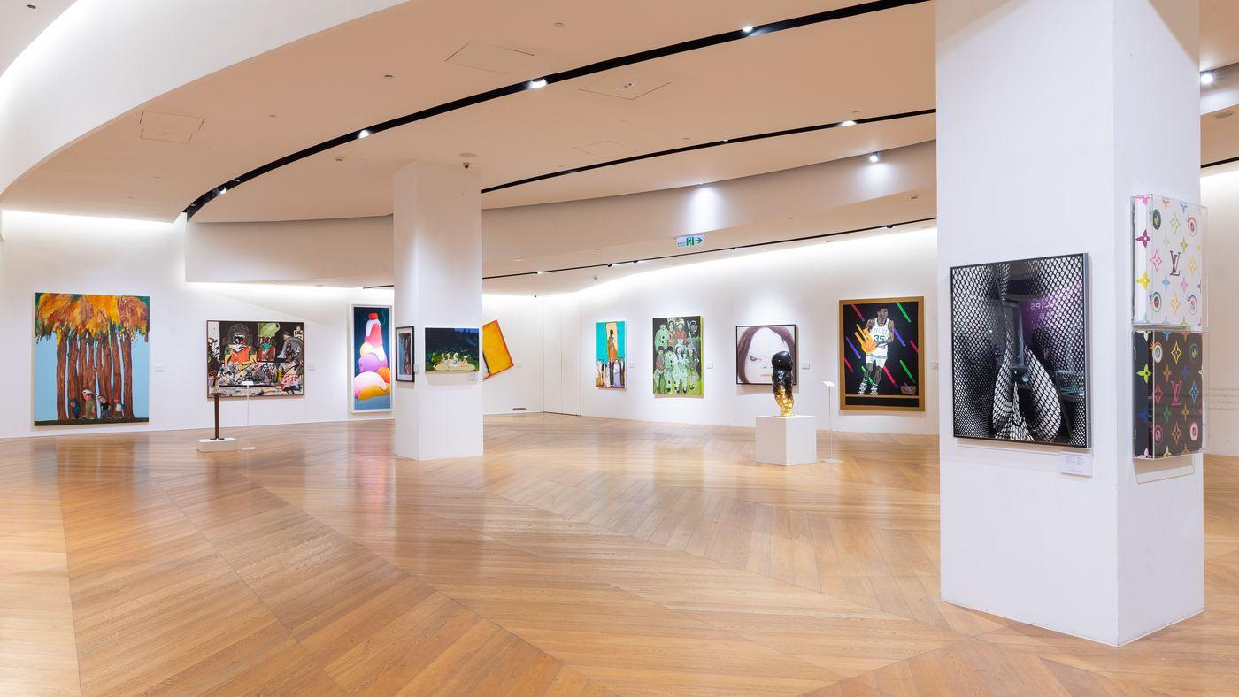 Join us for a virtual walkthrough from Taipei of our Hong Kong 20th Century & Contemporary Art Sales. On view: Zao Wou-Ki, Daniel Arsham, Eddie Martinez, Nicole Eisenman and more.
