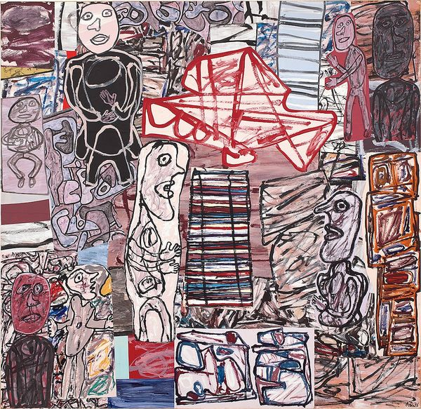 Senior Advisor Hugues Joffre explores how Jean Dubuffet's long, dramatically evolving career was like a rhythmic cycle, constantly reintroducing themes from earlier chapters in his life.